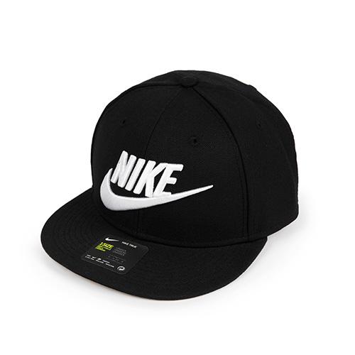 [나이키]NIKE - FUTURA TRUE SNAPBACK 584169-010 (BLACK/WHITE) 퓨추라 트루 로고 스냅백 모자