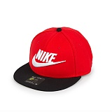 [나이키]NIKE - FUTURA TRUE SNAPBACK 584169-659 (UNIVERSITY RED/BLACK/WHITE) 퓨추라 트루 로고 스냅백 모자