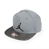 [나이키]NIKE - JORDAN ELEPHANT BILL SNAPBACK 834891-065 (COOL GREY/BLACK) 조던 점프맨 스냅백 모자