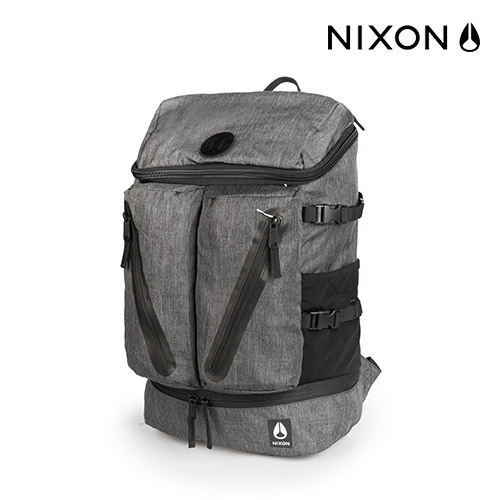 [닉슨]NIXON - Scripps Backpack II C2821168-00 (Charcoal Heather) 26.5L 스크립스 백팩 배낭 가방