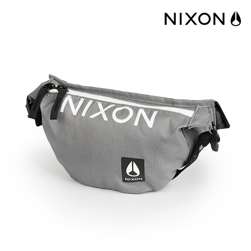 [닉슨]NIXON - Trestles Hip Pack C28512048-00 (Black / Dark Gray) 6L 트레슬 슬링팩 웨이스트백 힙색 가방