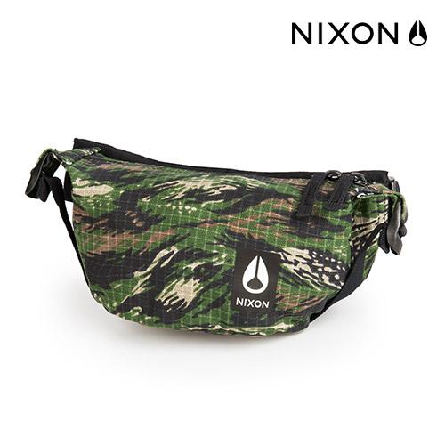 [닉슨]NIXON - Trestles Hip Pack C28512351-00 (Tiger Camo) 6L 트레슬 슬링팩 웨이스트백 힙색 가방