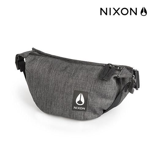 #클리어런스 [닉슨]NIXON - Trestles Hip Pack C2851168-00 (Charcoal Heather) 6L 트레슬 슬링팩 웨이스트백 힙색 가방