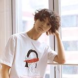 [디플로우]DEFLOW - EQUALIZING T-SHIRT(WHITE) 반팔티 티셔츠