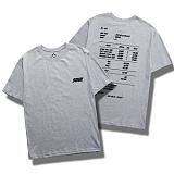 다소울[7J-3021] - receipt - 반팔티 - GRAY