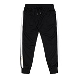 STIGMA - CROSS MESH JOGGER PANTS BLACK 조거팬츠