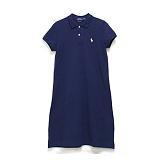 [폴로]POLO 랄프로렌 NEW 카라 원피스 드레스 네이비(화이트로고) P211570229 001 Polo Ralphlauren 정품 국내배송