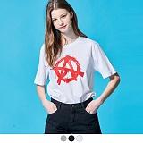 [어커버]ACOVER - MARKING T-SHIRTS 반팔 반팔티 티셔츠