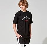 [어커버]ACOVER - JUST PARODY T-SHIRTS 반팔 반팔티 티셔츠