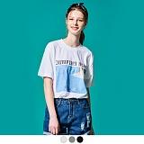 [어커버]ACOVER - JUMPING HERE T-SHIRTS 반팔 반팔티 티셔츠
