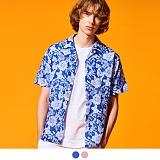 [어커버]ACOVER - SUNFLOWER HAWAIIAN SHIRTS 선플라워 하와이안 셔츠