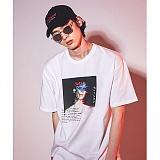 [디파스칼]DPSC - Swish T-Shirt White 반팔티셔츠