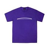 [트립션] TRIPSHION - 마약한 기분 티셔츠 - 주황색
