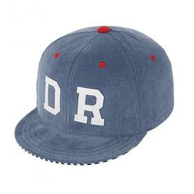 [드라이프]DRIFE - CORDUROY WIRE 6 PANEL CAP-BLUE 스냅백