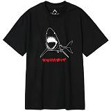 뉴해빗[7nst-58] - JAWS - 반팔티 - 블랙