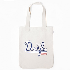 [드라이프]DRIFE - DRIFE LOGO ECO BAG-ECRU 에코백