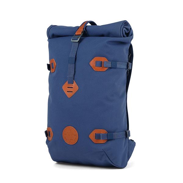 [밀리컨]MILLICAN - THE MISC PACK 18L (MIDNIGHT BLUE) 미쉘레니어스 팩 여행용 롤탑 백팩