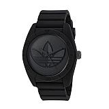 아디다스 오리지널 산티아고 손목시계 ADH3199 블랙 ADIDAS 우레탄시계 정품 국내배송