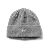 [오베이]OBEY - EIGHTY NINE BEANIE 100030072 (HEATHER GREY) 자수 비니