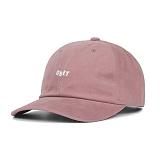 [오베이]OBEY - JUMBLE BAR III 6 PANEL HAT 100580071 (ROSE) 뱃지포함 로고 볼캡 야구모자