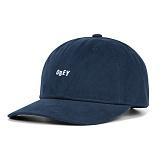 [오베이]OBEY - JUMBLE BAR III 6 PANEL HAT 100580071 (NAVY) 뱃지포함 로고 볼캡 야구모자