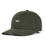 [오베이]OBEY - JUMBLE BAR III 6 PANEL HAT 100580071 (ARMY) 뱃지포함 로고 볼캡 야구모자