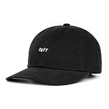 [오베이]OBEY - JUMBLE BAR III 6 PANEL HAT 100580071 (BLACK) 뱃지포함 로고 볼캡 야구모자
