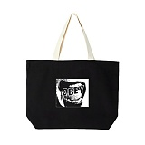 [오베이]OBEY - SCREAMER TOTE BAGS 100551568 (BLACK) 토트백 에코백
