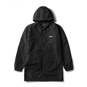 [오베이]OBEY - HESTER JACKET 121800293 (BLACK) 롱코치자켓 코치자켓 자켓