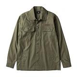 [오베이]OBEY - BREAKDOWN JACKET 121160008 (DULL ARMY) 필드셔츠 긴팔셔츠 셔츠자켓 남방