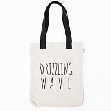 [드라이프]DRIFE - DRIZZLING WAVE ECO BAG-ECRU 에코백