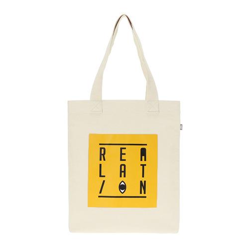 [드라이프]DRIFE - REALATION BAG-ECRU 에코백