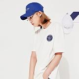 [스페이스 에이지] SPACE AGE - CORE LOGO T-SHIRTS (WHT) 반팔티 티셔츠