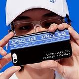 [스페이스 에이지] SPACE AGE - MISSION SPECIALIST CASE (BLK) 핸드폰케이스 휴대폰케이스