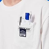 [스페이스 에이지] SPACE AGE - POCKET PROTECTOR (CLEAR) 포켓 주머니 보호