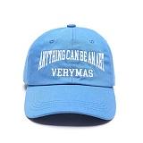 [베리마스]VM BASIC BALL CAP-BL 블루 볼캡 야구모자