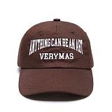 [베리마스]VM BASIC BALL CAP-BR 브라운 볼캡 야구모자
