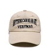 [베리마스]VM BASIC BALL CAP-BE 베이지 볼캡 야구모자