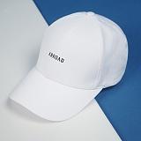 [에이비로드]Signature Ball Cap (white) 볼캡 야구모자