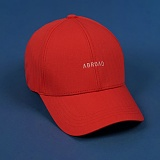 [에이비로드]Signature Ball Cap (red) 볼캡 야구모자