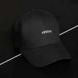 [에이비로드]Signature Ball Cap (black) 볼캡 야구모자