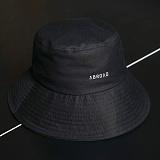 [에이비로드]Signature Bucket Hat (black) 버킷햇 벙거지