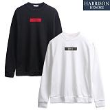 [해리슨] 풀 MTM NC1033 맨투맨 크루넥 스��셔츠