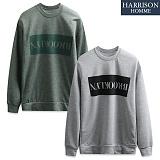[해리슨] 브루클린 맨투맨  SK1031 크루넥 스��셔츠