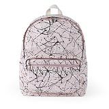 [버빌리안]BUBILIAN -Painting backpack 4 color [Pink]