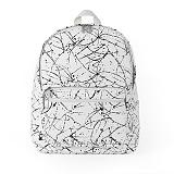 [버빌리안]BUBILIAN -Painting backpack 4 color [White]