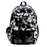VETEZE - RETRO CAMO BACKPACK (OREO) 메쉬백팩 카모