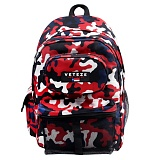 VETEZE - RETRO CAMO BACKPACK (GUNDAM) 메쉬백팩 카모