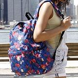 제이월드 - 백팩 OZ JW-100 빈티지로즈 여행가방