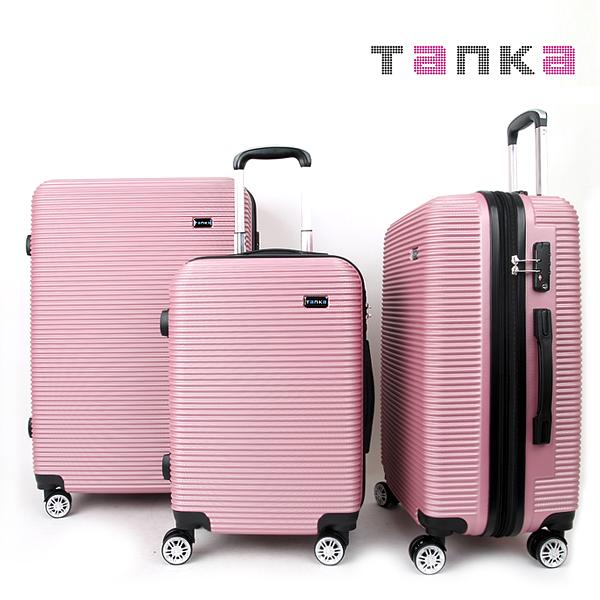 제이월드 - 캐리어 ENGINE TKL-1000 20형 핑크 하드러기지 여행
